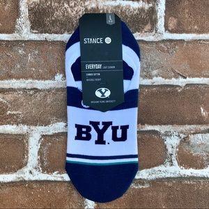 Stance BYU Super Invisible Socks